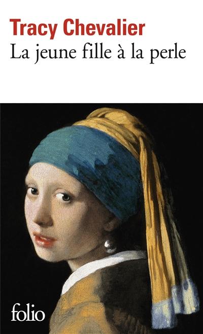 Couverture de : La Jeune fille à la perle