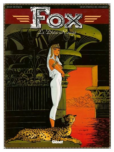 Le dieu rouge | Jean Dufaux (1949-....)