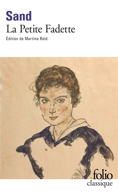 La petite Fadette / George Sand   Sand, George (1804-1876). Auteur