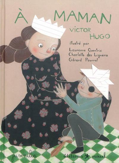 A Maman | HUGO, Victor. Auteur