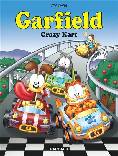 Garfield. Vol. 57. Crazy kart