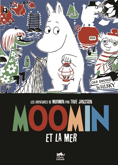 Les aventures de Moomin. Moomin et la mer