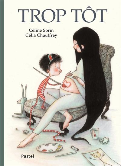 Trop tôt / texte de Céline Sorin  