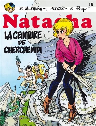 La ceinture de Cherchemidi / mise en scène et personnages, F. Walthéry, scénario et textes, Peyo   Walthéry, François (1946-....). Auteur