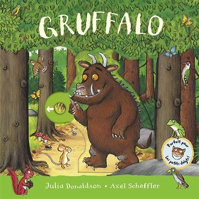 Gruffalo : le livre animé