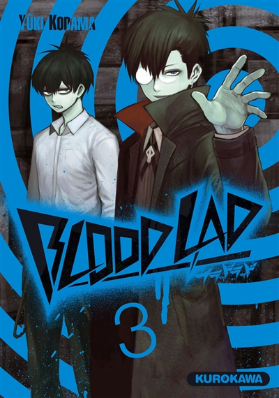 Blood lad. 3 | Yuki Kodama. Auteur