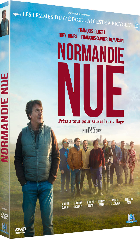 Couverture de : Normandie nue