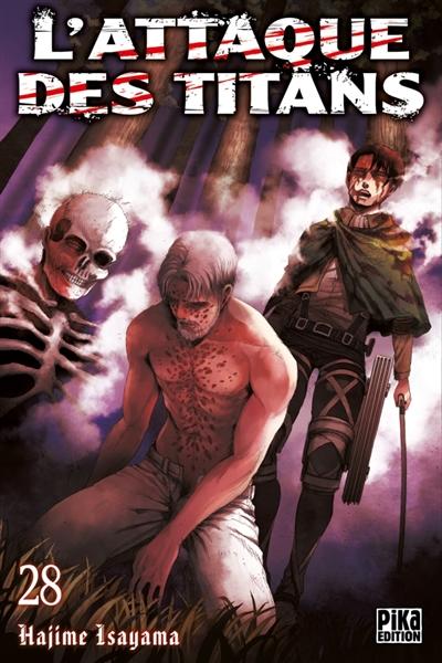 L' attaque des titans. 28 / Hajime Isayama | Isayama, Hajime (1986-....). Auteur