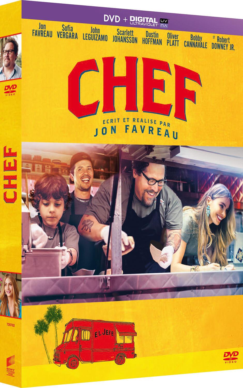 Chef / Jon Fabreau, réal., scénario |
