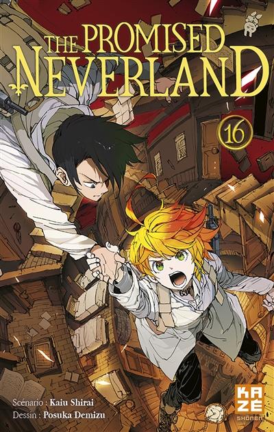 Promised Neverland (The). 16, Lost boy   Shirai, Kaiu. Auteur