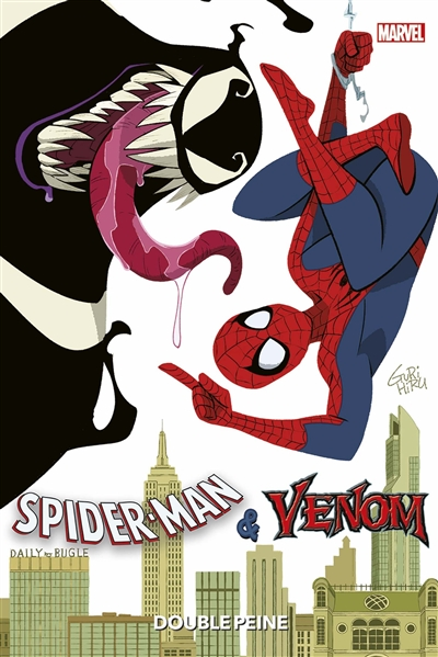 Spider-Man & Venom : double peine | Kimura, Tamaki (1965-....). Auteur