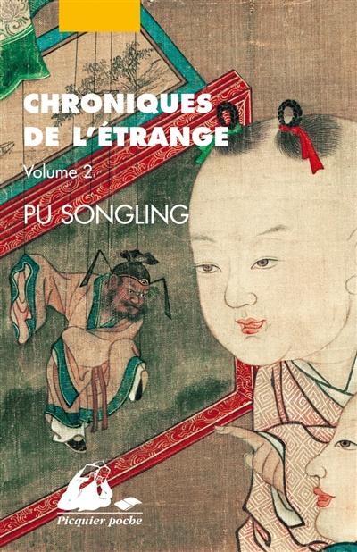 Chroniques de l'étrange. Vol. 2