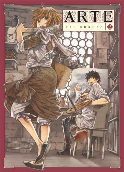 Arte. 2 / Kei Ohkubo   Ohkubo, Kei. Auteur