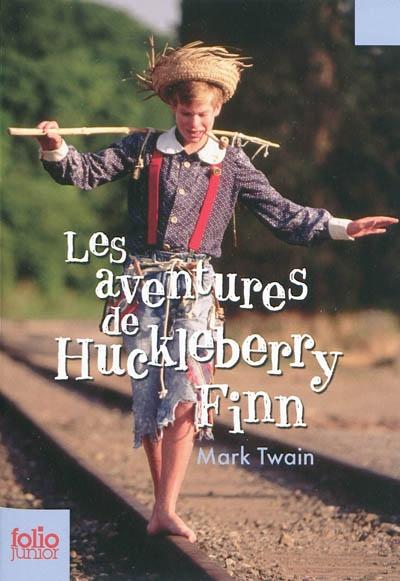 aventures d'Huckleberry Finn (Les )   Twain, Mark. Auteur