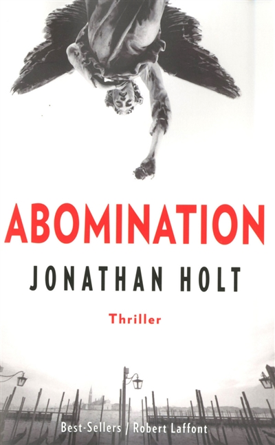 Abomination   Holt, Jonathan. Auteur