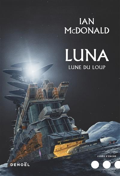 Lune du loup : roman  