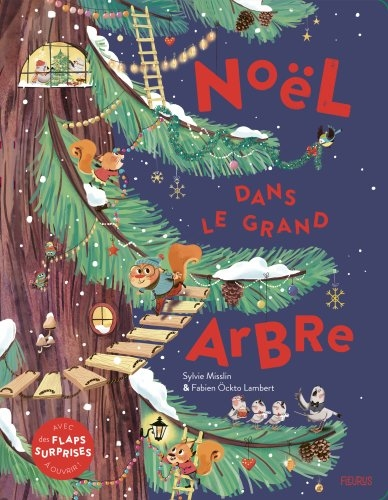Noël dans le grand arbre
