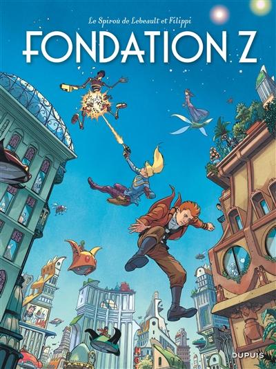 Fondation Z | Filippi, Denis-Pierre (1972-....). Auteur