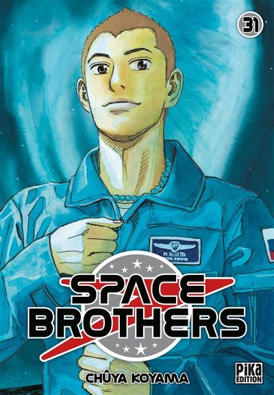 Space brothers. 31   Chūya Koyama (1978-....). Auteur