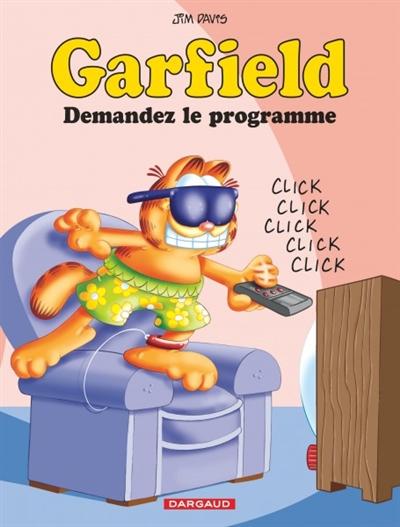Garfield. Vol. 35. Demandez le programme