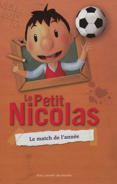 Le match de l'année / adaptation de Valérie Latour-Burney   Latour-Burney, Valérie. Auteur