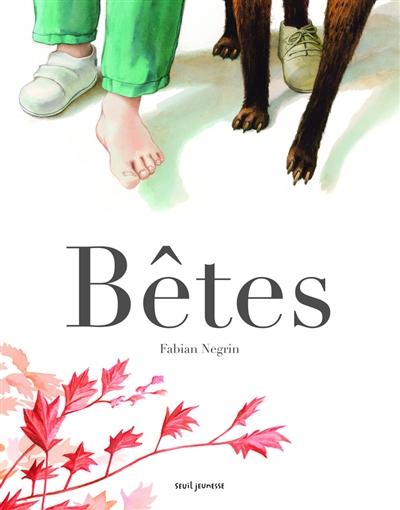 Bêtes / Fabian Negrin | Negrin, Fabian. Auteur