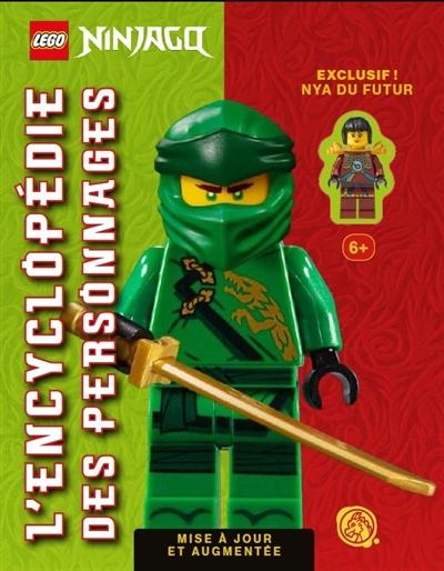 Lego Ninjago : l'encyclopédie des personnages