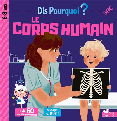 Le corps humain : 6-8 ans