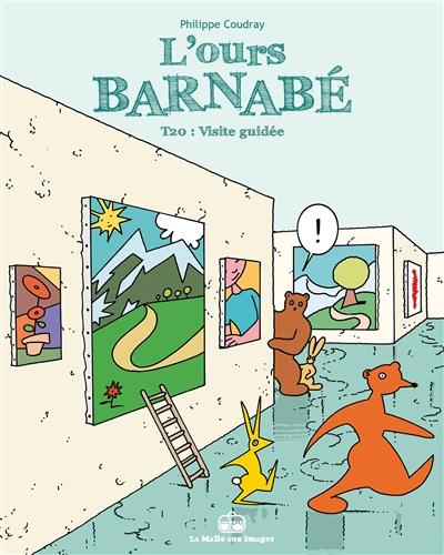 L'ours Barnabé. Vol. 20. Visite guidée