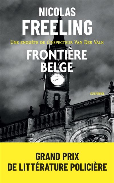 Frontière belge : une enquête de l'inspecteur Van der Valk