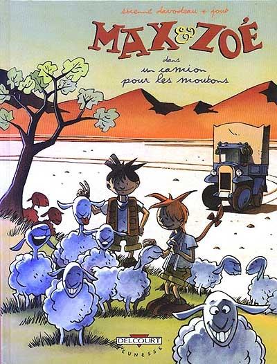 Max et Zoé. Vol. 2. Un camion pour les moutons