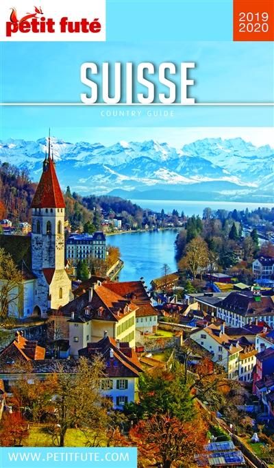 Suisse : 2019-2020 | Auzias, Dominique. Auteur