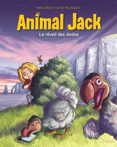 Animal Jack. Vol. 4. Le réveil des dodos