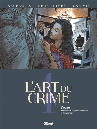 Electra / scénario Marc Omeyer, Olivier Berlion | Omeyer, Marc. Scénariste
