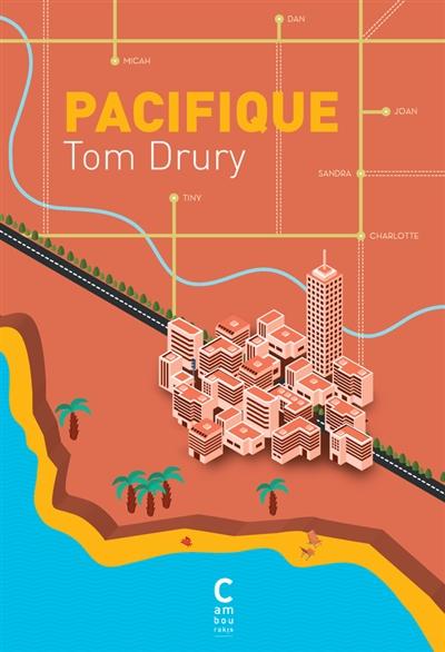 Pacifique | Drury, Tom (1956-....). Auteur