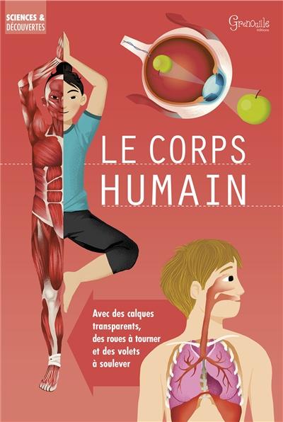 Le Corps humain | Claybourne, Anna