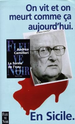 La forme de l'eau / Andrea Camilleri | Camilleri, Andrea (1925-2019). Auteur