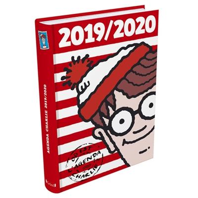 Où est Charlie ? : agenda 2019-2020