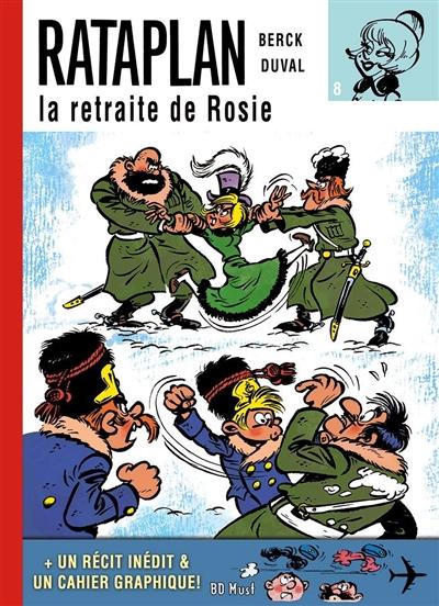 Rataplan. Vol. 8. Rataplan et la retraite de Rosie