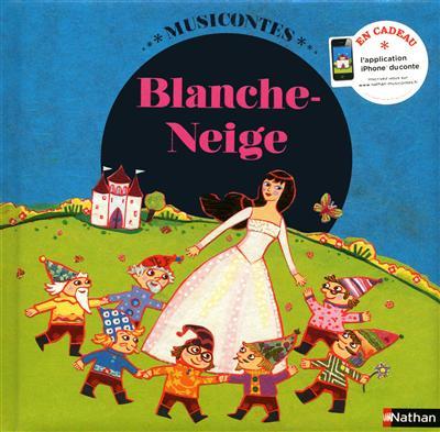 Blanche-Neige / illustrations de Stéfany Devaux   Grimm, Frères. Auteur