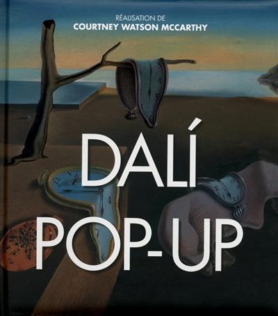 Dali pop-up / Courtney Watson McCarthy | McCarthy, Courtney Watson