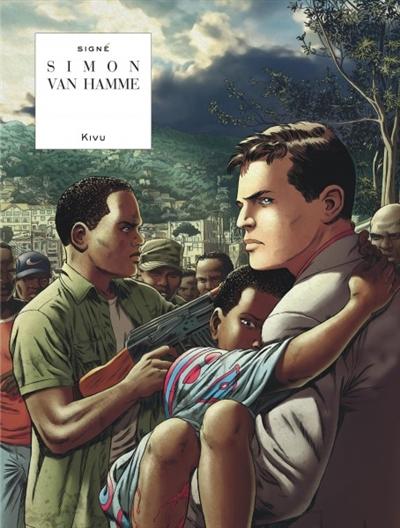 Kivu | Simon, Christophe (1974-....). Auteur