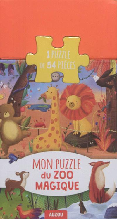 Mon puzzle du zoo magique