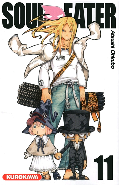 Soul Eater. Tome 11   Ohkubo, Atsushi. Auteur
