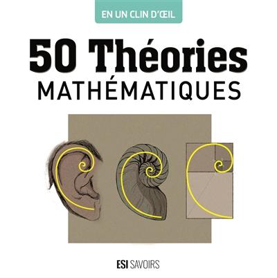 50 théories mathématiques