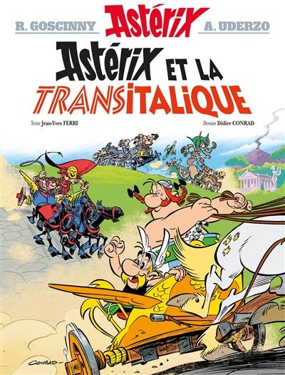Astérix et la Transitalique |
