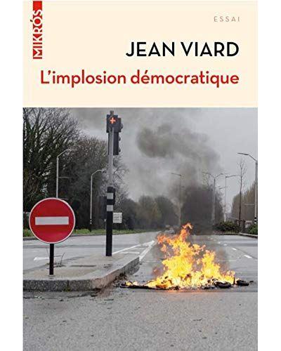 L'implosion démocratique : pour un nouveau pacte territorial