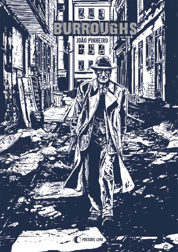 Burroughs | Pinheiro, João. Scénariste. Illustrateur