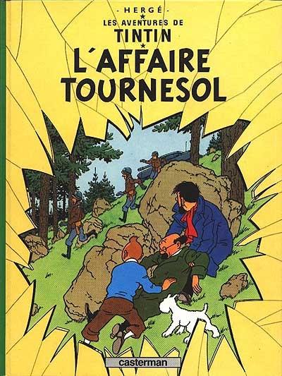 L' Affaire Tournesol. 17 / Hergé | Hergé (1907-1983)