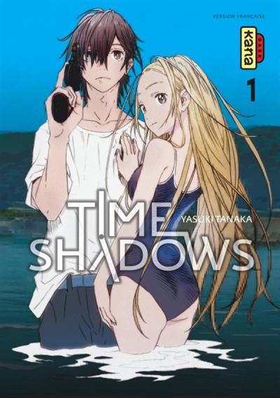 Time shadows. 1 | Tanaka, Yasuki. Auteur